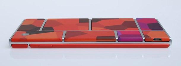 Google y Motorola permitirán crear móviles modulares personalizados