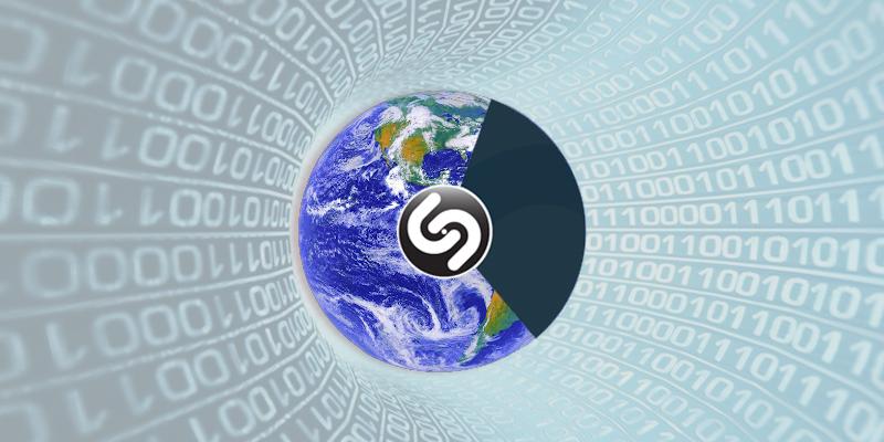 Oráculos de las listas de éxito: cómo Shazam utiliza nuestras búsquedas para predecir el siguiente bombazo