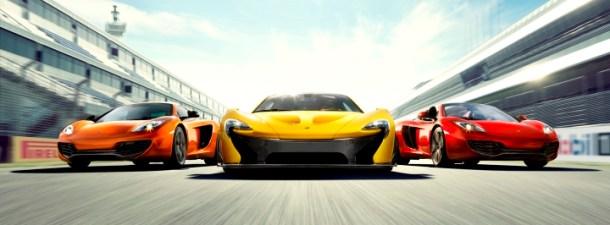 McLaren quiere sustituir los limpiaparabrisas por un campo de ultrasonido