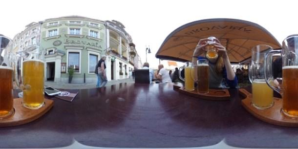 360° photographs
