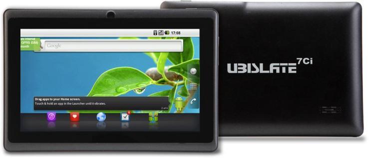 Una tableta de 38 dólares en el mercado estadounidense