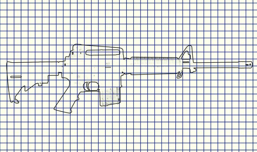 Armas impresas en 3D: el lado oscuro de la tecnología
