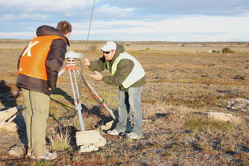 GPS para predecir terremotos e inundaciones
