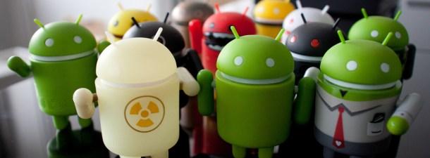 ¿Qué son los códigos secretos de Android?