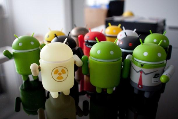 Androides - seguridad
