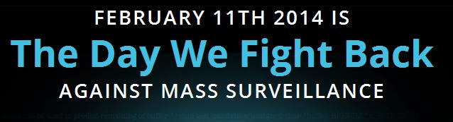 Las protestas contra la NSA en conmemoración de Aaron Swartz