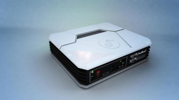 FOTO 3 - Steam Machines CyberPowerPC
