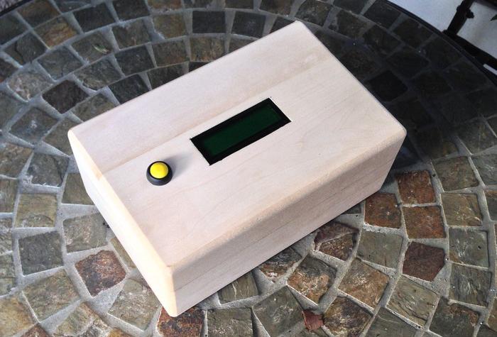 GPS Adventure Box, regalo material más experiencia de usuario