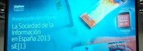 Fundación Telefónica presents its Information Society 2013 Report