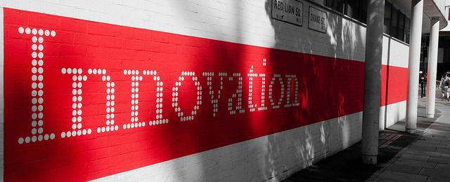 Si quieres innovar, rodéate de imitadores