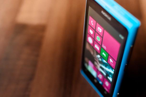 Lumia - Seguridad