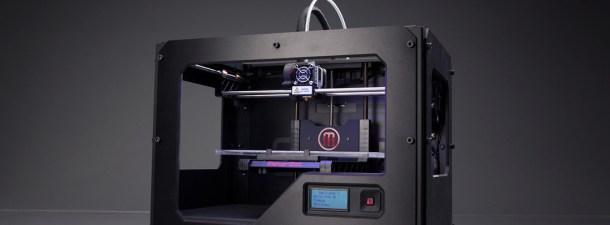 MakerBot anuncia su propia tienda de modelos 3D para imprimir