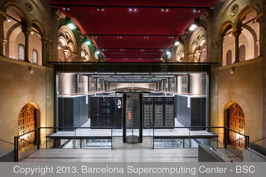 España es pionera en supercomputación gracias al Barcelona Supercomputing Center