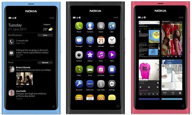 Punto y final a Symbian y MeeGo