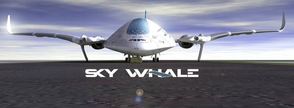 Sky Whale, un nuevo concepto español para el futuro de la aviación comercial