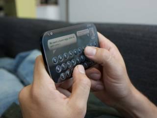 Tactus Technology pantalla tactil con botones