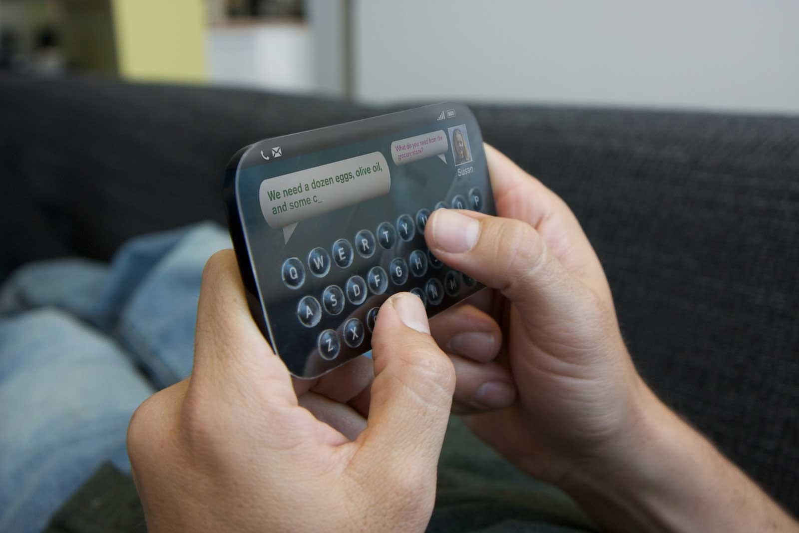 Accesibilidad en la era de los dispositivos de pantalla táctil