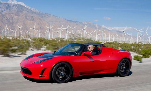 Tesla Roadster Sport 2.5