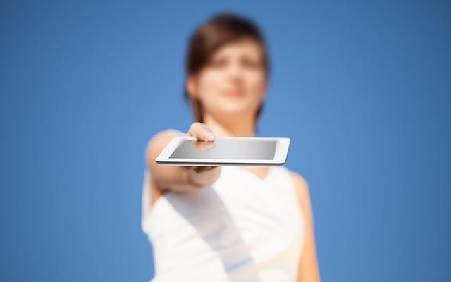 Independízate de tu notebook, actualiza tu blog desde una tablet