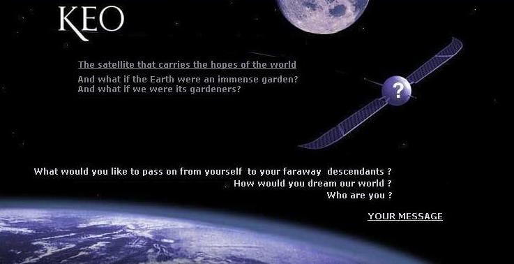 """Un sátelite """"cápsula del tiempo"""" que regresará a la Tierra en 50.000 años"""