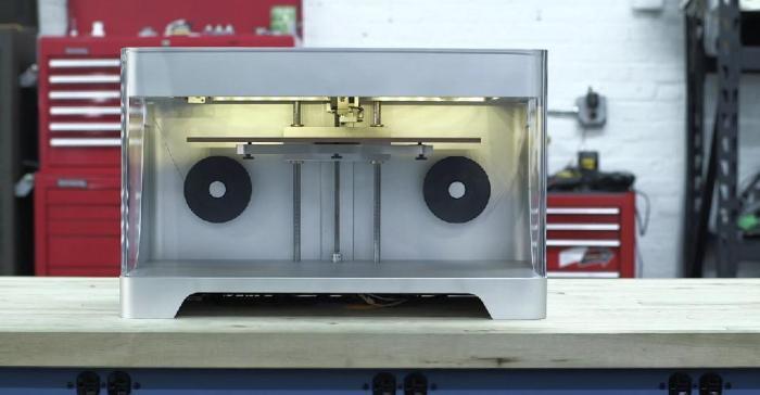 La primera impresora 3D de fibra de carbono