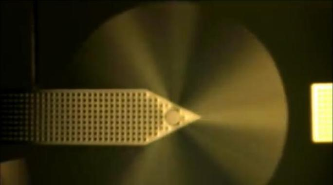 Nanomolinos de viento para recargar las baterías