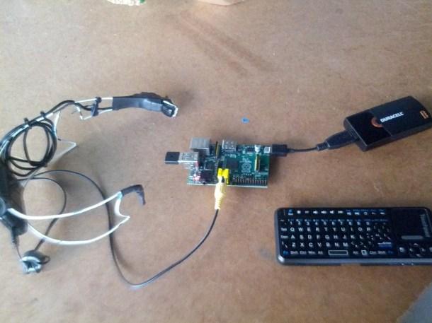Raspberry Pi applications