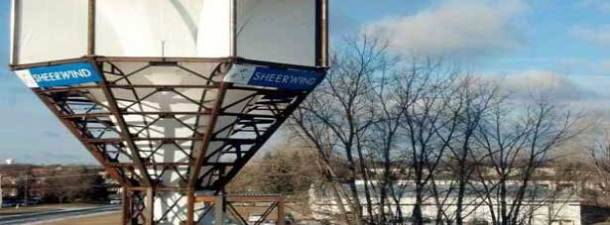 Invelox produce un 600% más energía que un molino de viento convencional