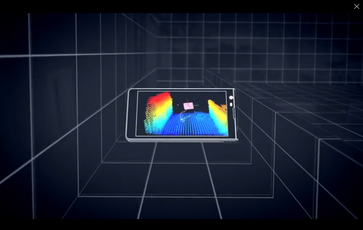 Project Tango: Google's mobile kinect