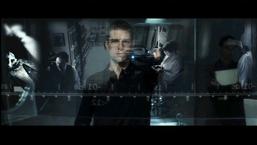 Displair: Minority Report-style 'images in the air' thanks to Spanish company Ontinet