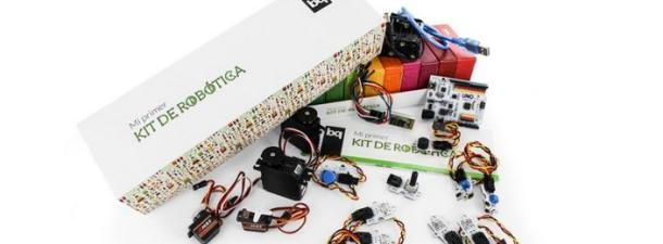 Learning to program starting in childhood: the bq robotics kit