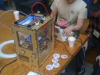 3D printing as an investment
