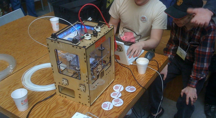 3D printing as an investment in the short and medium term