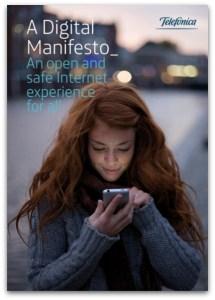 Manifiesto Digital de Telefónica
