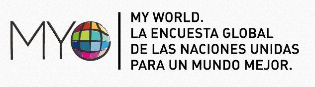 """""""MI Mundo"""": toma la palabra y construye un mundo mejor"""