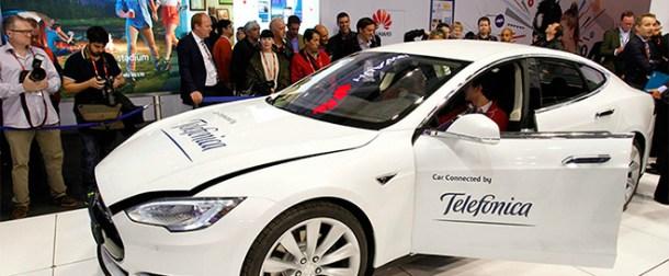 hackear coches - Tesla