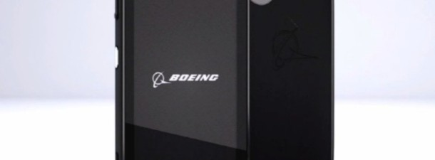 Boeing Blackphone, the smartphone for spies that self-destructs when tampered with