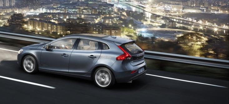 Volvo experimenta con coches autónomos en carreteras magnéticas