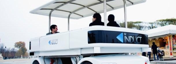 León pondrá a prueba el primer autobús eléctrico sin conductor