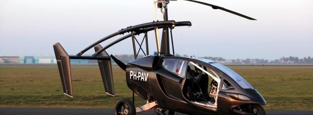 ¿Estamos listos para los coches voladores?