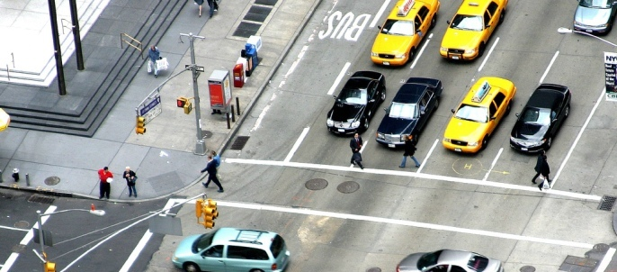 El futuro de la conducción autopilotada son los taxis autónomos