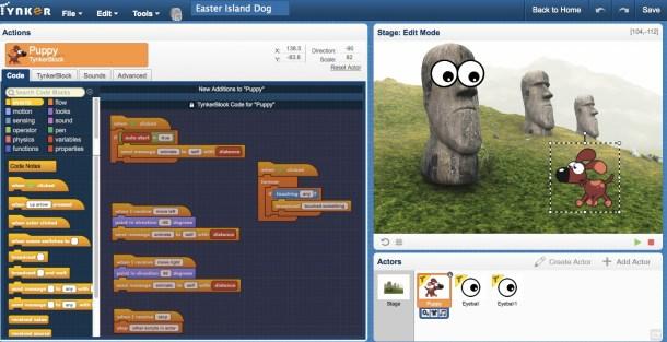enseñar a los niños a programar