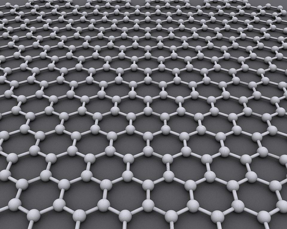 Grafeno y tecnología 'spaser', el futuro de la impresión de móviles en tejidos