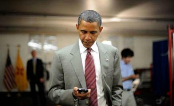 smartphones de los políticos