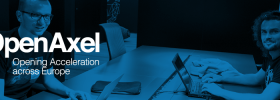 OpenAxel, mapa del ecosistema emprendedor europeo