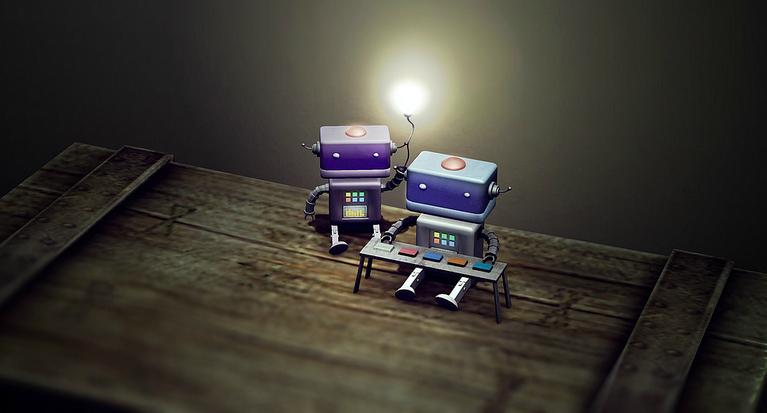 Robots enseñando a otros robots: camino de la singularidad tecnológica