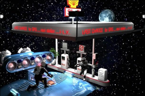 gasolineras espaciales