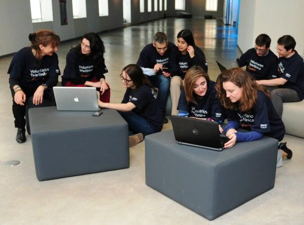 Voluntarios Online