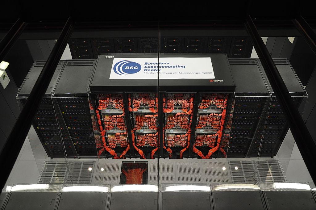 El supercomputador Mare Nostrum lidera un proyecto europeo para conocer los retos del Big Data