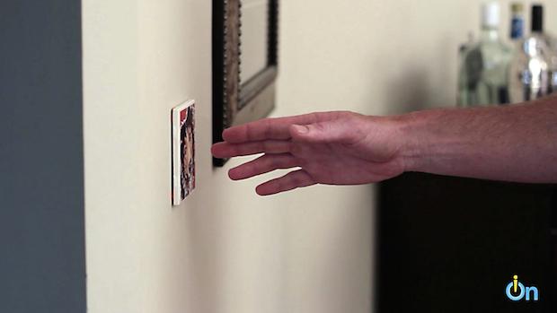 Así son los interruptores capacitivos iOn